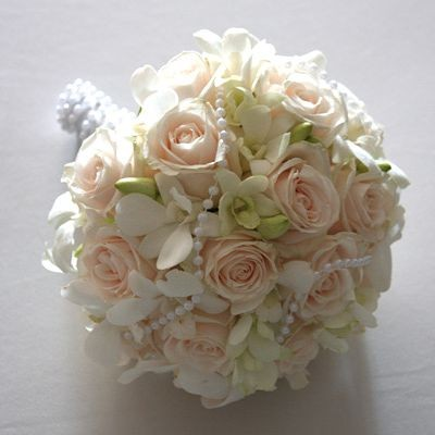 Букет невесты красивый фото